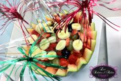 Dessert : Salade de fruits